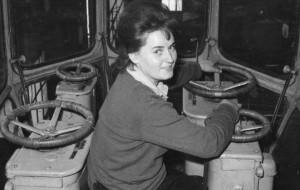 Ludzie Trójmiasta: Helena Dmochowska - kobieta, która pokochała stocznię