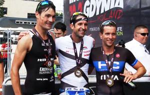 Boris Stein najlepszym Ironmanem w Gdyni