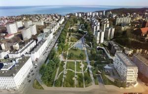Park Centralny w Gdyni będzie większy, niż planowano
