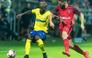 UEFA ukarała Arkę na niemal 100 tys zł