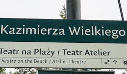 Sopot zmieni oznakowanie miasta