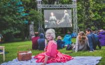 Muzyka Mozarta w parku Oliwskim. Rozpoczął...