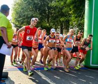 Olimpijscy chodziarze w Gdańsku