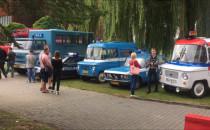Gdański zlot aut polskiej produkcji