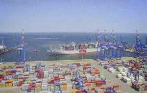 Kolejny kontenerowy gigant zawinie do Gdańska