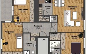 Nowe mieszkanie Michała