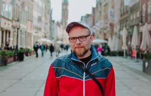 Ludzie Trójmiasta: Jarek Rebeliński - teatr potrzebny do życia