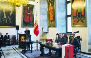 Pierwsza sesja nowej gdańskiej rady. ''Polityka kontynuacji''