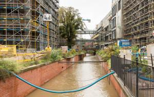 Jak będzie działał podwójny Kanał Raduni przy Forum Gdańsk