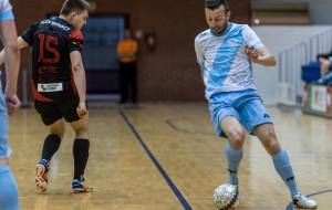 Futsaliści AZS UG zagrają rundę w Gdyni