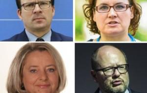 PiS i PO mają po trzech kandydatów na prezydenta Gdańska