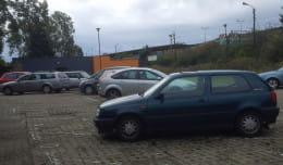 Darmowy parking przy SKM Wzgórze kusi kierowców