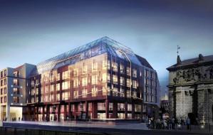 Nowy budynek LOT-u będzie miał współczesną architekturę