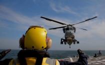 Jakie wojskowe śmigłowce latają nad...