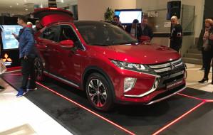 Mitsubishi pokazało nowego SUV-a
