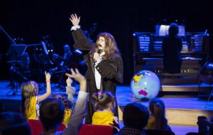 Koncerty dla szkół podstawowych, klas gimnazjalnych i licealistów