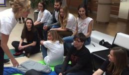 Protest głodowy lekarzy w Gdańsku