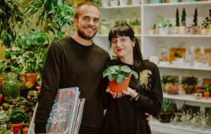 Ludzie Trójmiasta: Rośliny, muzyka, taniec, czyli Ola Zaorska i Krystian Kulik