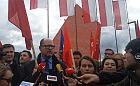 Spór o flagi przed Muzeum II Wojny w Gdańsku
