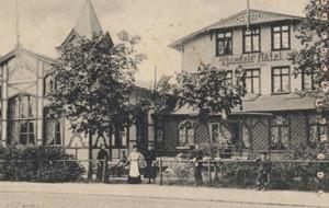 Historia nieistniejącego hotelu w Oliwie
