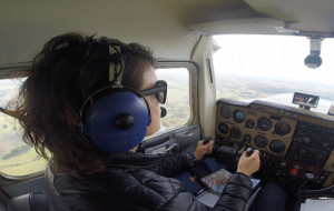 Jak zostać pilotem. Z kamerą w Aeroklubie Gdańskim