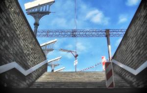 Zabytkowa wiata na peronie stacji Gdańsk Główny zostanie odtworzona