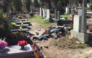 Policja ujęła złodzieja zwłok z cmentarzy