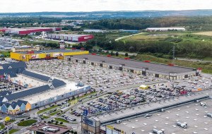 Park handlowy na Szadółkach będzie większy