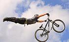 Dirt jumping, czyli akrobacje rowerowe