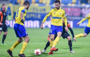 Półfinał PP: Arka Gdynia - Korona Kielce