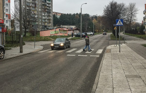 Gdynia: Piesi będą bezpieczniejsi na ul. Benisławskiego?