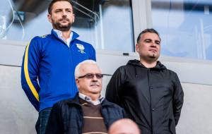 Prezes Arki po spotkaniu z kibicami, przed meczem w Płocku ocenia: Najlepszy rok w historii klubu