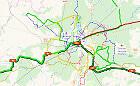 Powstaje polska sieć tras rowerowych poza szlakami