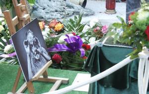 Yach Paszkiewicz spoczął na Cmentarzu Łostowickim