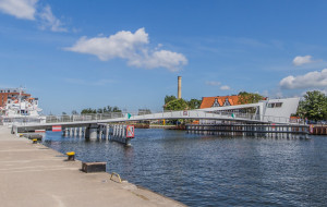 Kładka na Ołowiankę nagrodzona w konkursie na najciekawsze mosty