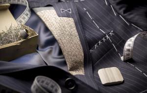 Elegancja męskim okiem: szycie na miarę