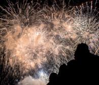 Sylwester w Trójmieście. Gdynia i Gdańsk powitały Nowy Rok