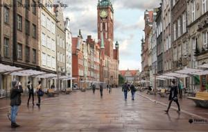 Trakt Królewski: projekt remontu bez konkursu