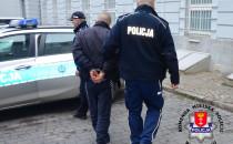Uciekał przed policją na kradzionym rowerze
