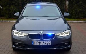 Nieoznakowane radiowozy BMW: co je wyróżnia?
