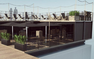 Pomysł na pływający pub na Motławie