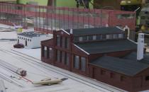 Buduje makietę stoczni na wyspie Ostrów