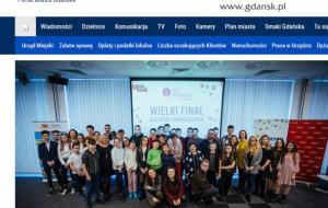 Ponad 4 mln zł rocznie za miejski portal Gdańska