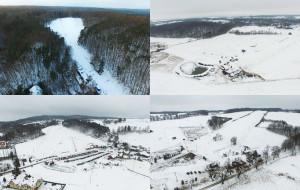 Dobre warunki na stokach narciarskich