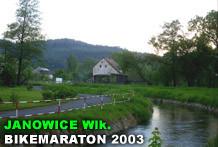 BikeMaraton: Janowice Wielkie (24.05.2003)