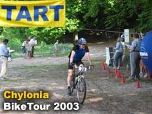 Bike Tour Gdynia Chylonia (07.06.2003)