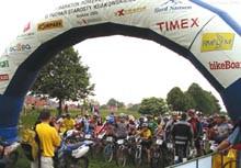 I Maraton Rowerowy MTB o Puchar Starosty Krakowskiego (01.06.2003)