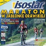 Maraton w Jabłonce Orawskiej (27.07.2003)