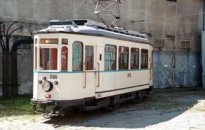 Wakacyjny tramwaj
