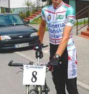 Coraz mocniej - Michał Bogdziewicz